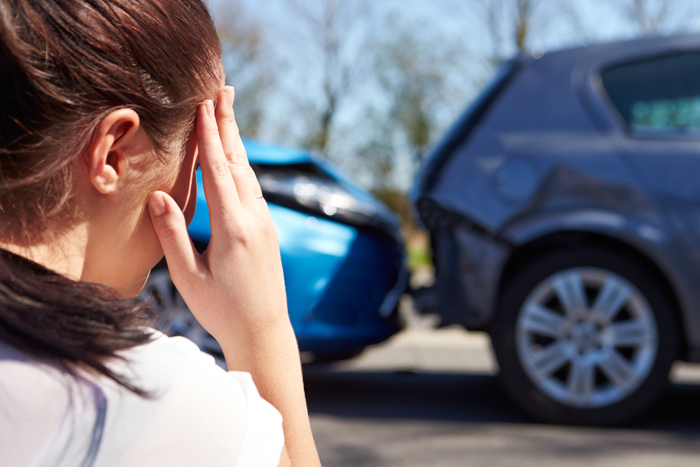 car damaged accident attorney
