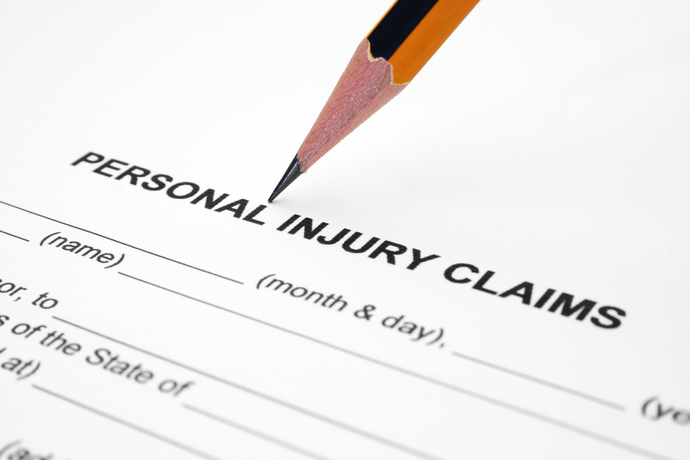 Apply for personal injury protection