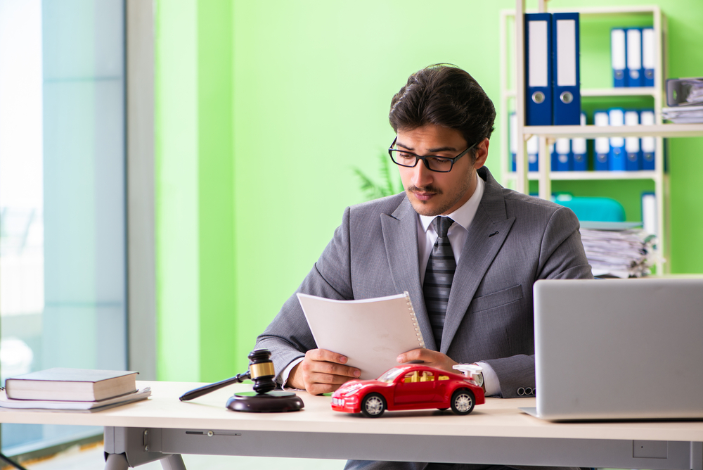Car accident attorney in Utah