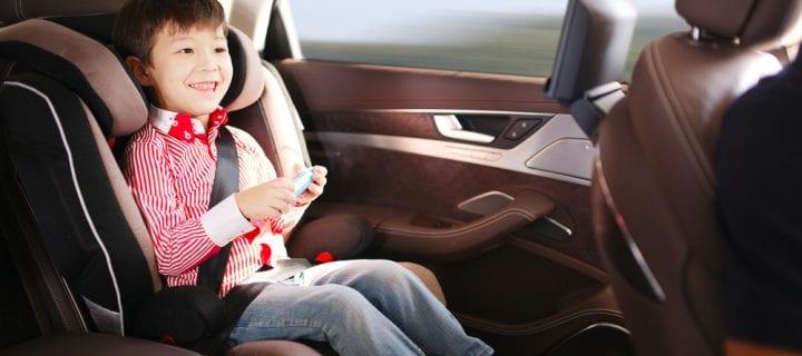 Children in Car Accidents