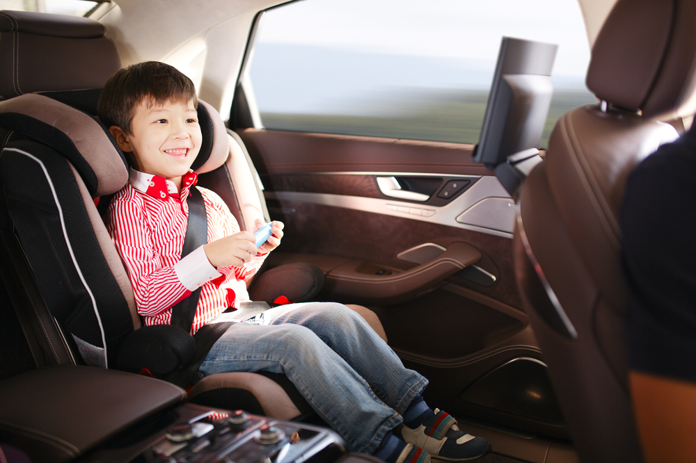 What to expect when your child is injured in a car accident