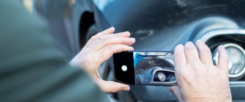 Car Accident Attorney Tips on Taking Photos After a Collision